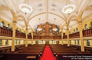 Evangelical Lutheran Church Sanctuary