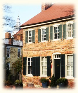 Photo Credit: 1747 Georgian House Bed & Breakfast