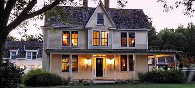 George M. Brooks House B&B