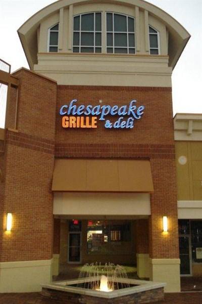 Chesapeake Grille & Deli exterior