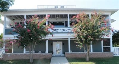 Dry Dock Restaurant exterior