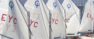 Sailboats at Eastport Yacht Club