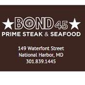 Bond 45 logo
