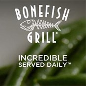 Photo Credit: Bonefish Grill-Gaithersburg