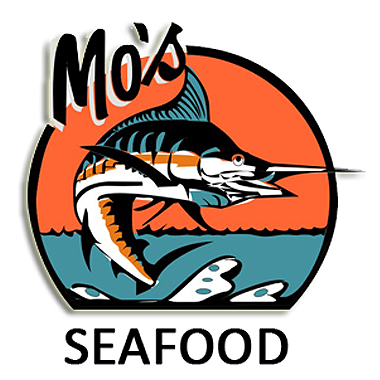 Mo's Crab and Pasta Factory logo