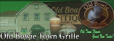 Old Bowie Town Grille logo