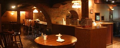 Puccini Restaurant interior view