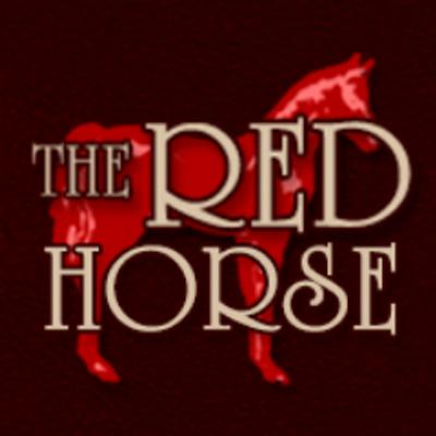 Red Horse Steak House logo