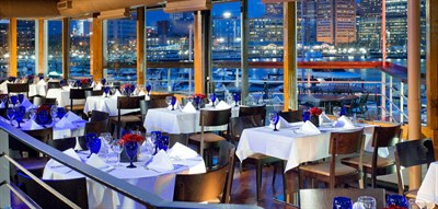Rusty Scupper Restaurant interior view