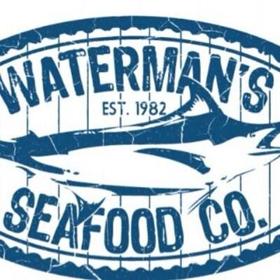 Waterman's Seafood Co. logo