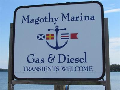Magothy marina