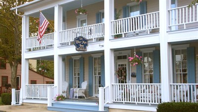 Photo of the Blue Max Inn