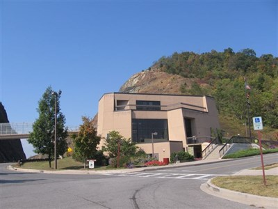 Sideling Hill Welcome Center.