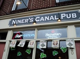 Photo Credit: Niner's Canal Pub