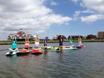 OC SUP and Fitness