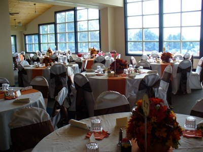 Riverview Restaurant dining room