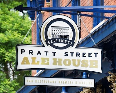 Photo Credit: Pratt Street Alehouse