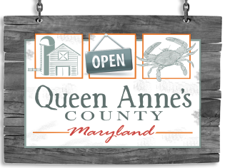 Queen Anne's County Department of Economic & Tourism Development logo