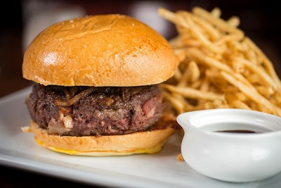 Black Label Burger -