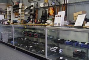 Select Fire Shooting Range