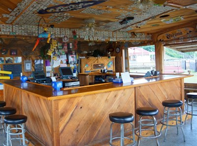 Seabreeze Restaurant interior