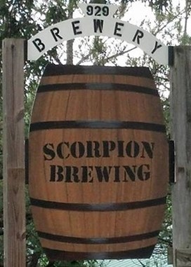 Photo Credit: Scorpion Brewery