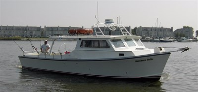 Southern Belle Charterboat
