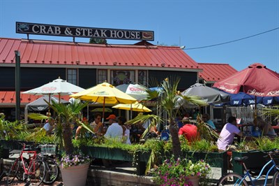 St. Michaels Crab & Steak House