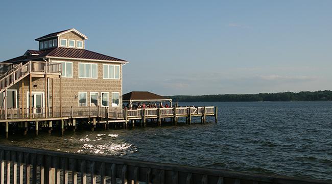 Stoney's Solomons Pier