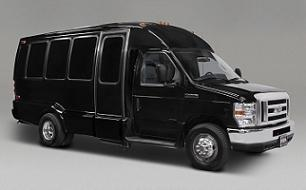 Fleet includes Executive Van.