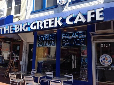 The Big Greek Café