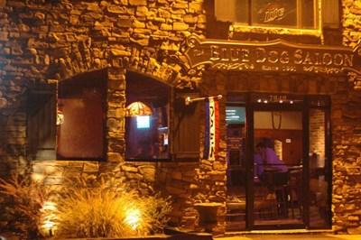 The Blue Dog Saloon & Restaurant