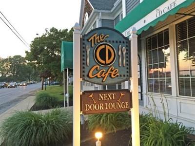 The C.D. Café