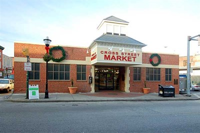 Cross Street Market