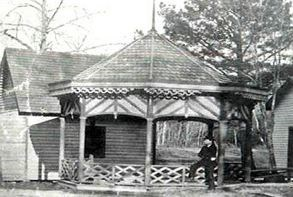 Historic Spring House in the Barren Creek Springs Complex