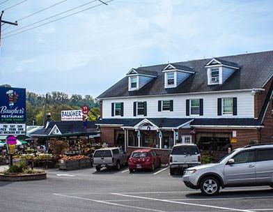 Baugher's Restaurant;