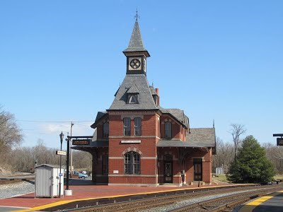 Photo Credit: Point of Rocks Train Station