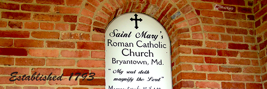 St. Mary's Church and Cemetery