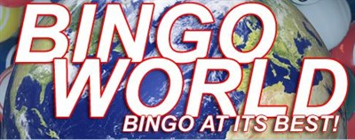 Bingo World:  Bingo at its Best! logo