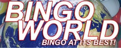 Bingo World:  Bingo at its Best! logo