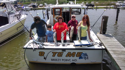 Photo Credit: Bite Me Charter Fishing.