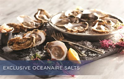 Photo Credit: The Oceanaire Seafood Room