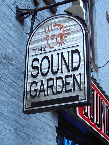 The Sound Garden