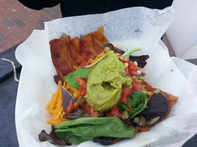 Bacon Taco is a Charm City Gourmet favorite.