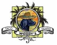 Woody's Taco Island and Cantina logo
