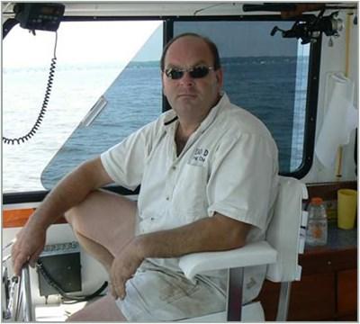 Capt Brian Hardman.