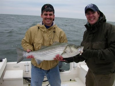 Tide Runner Fishing Charters