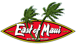 East of Maui Surf Shop logo