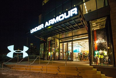 Under Armour Brand House Shop