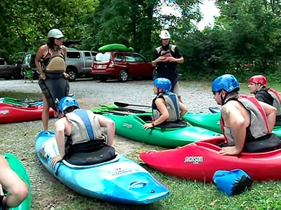 Valley Mill Kayak School